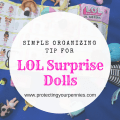 LOL Doll Storage Solution for Organization
