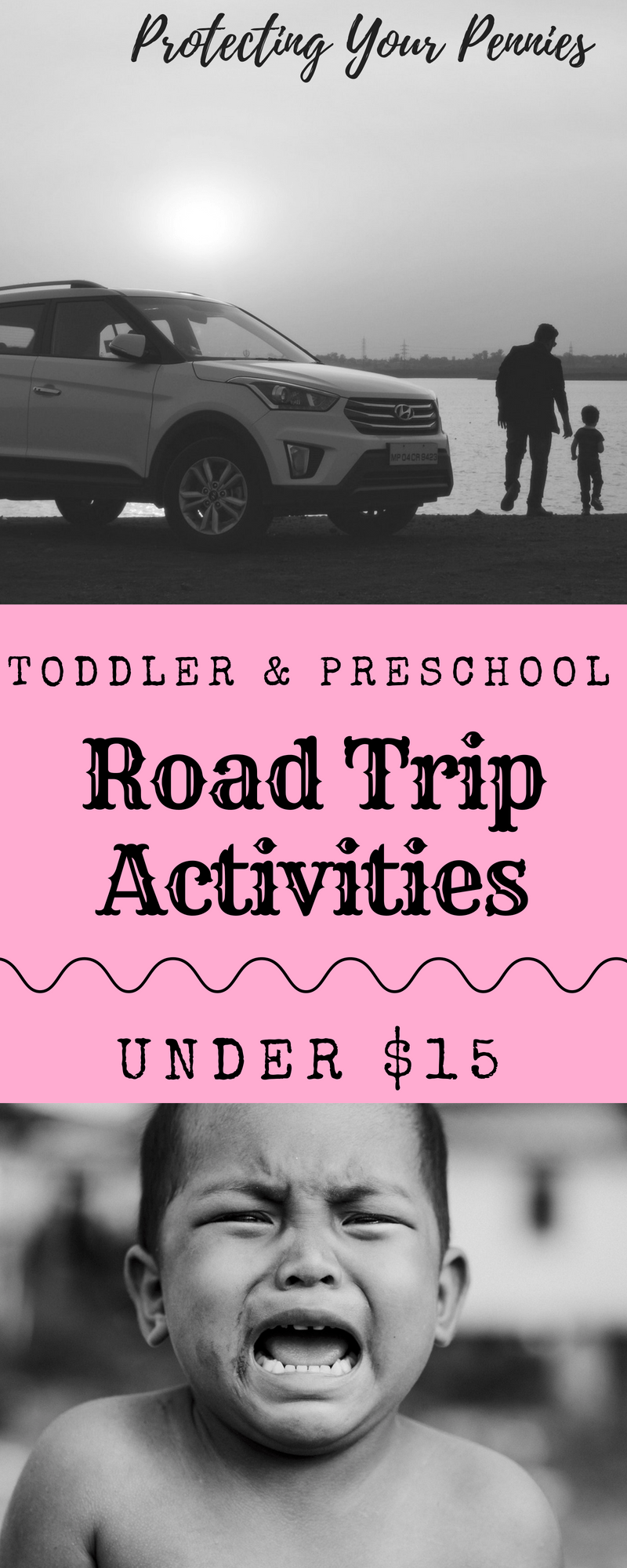Toddler & Preschool Road Trip Activities Under $15