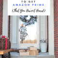 5 Reasons to Subscribe to Amazon Prime that You Have not Heard. Save Money, Save Time and make your life easier by using Prime .
