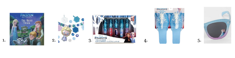 Frozen 2 Stocking Stuffers Under $10 Part 1
