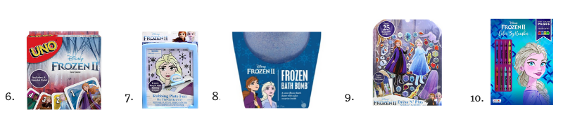 Frozen 2 Stocking Stuffers Under $10 Part 2