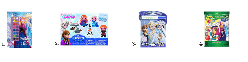 Frozen Arts & Crafts Gifts for Kids