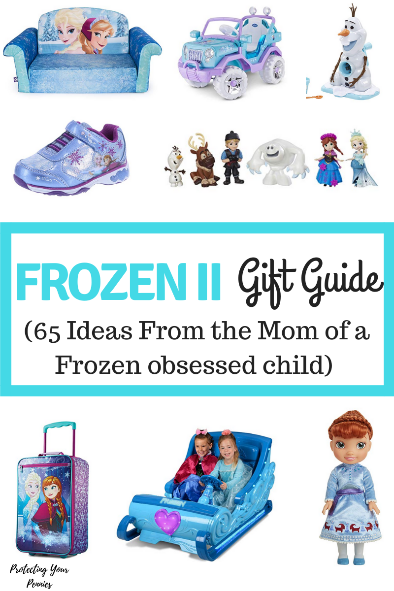 Frozen II Gift guide - 65 Ideas from the Frozen Obsessed Mama