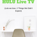 Scared to Stream - Reasons to switch from traditional cable to Hulu Live Tv