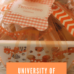 University of Tennessee Graduation Gift Basket
