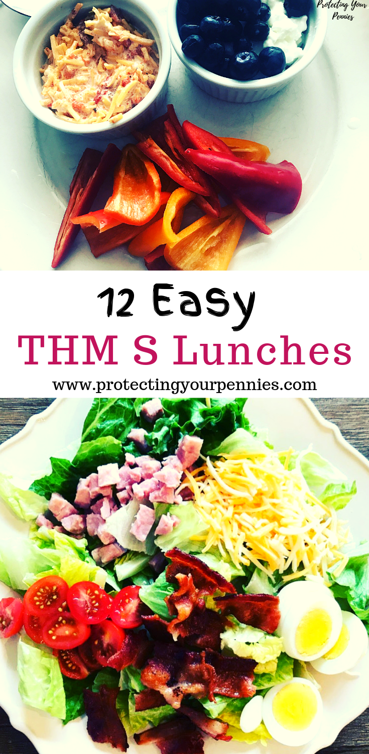 12 Easy THM S Lunches