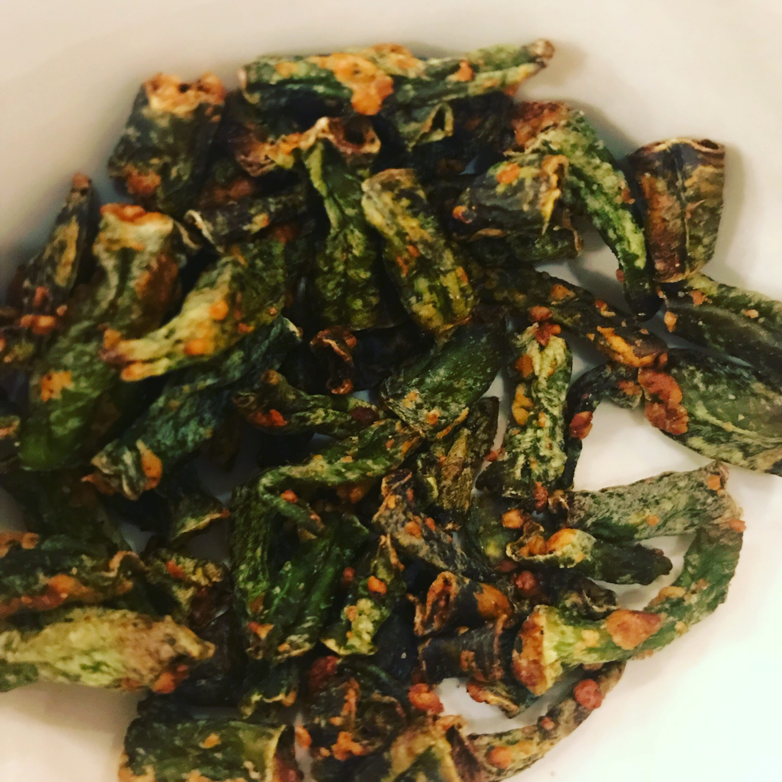 Trim Healthy Mama Cookbook - Green Bean Fries
