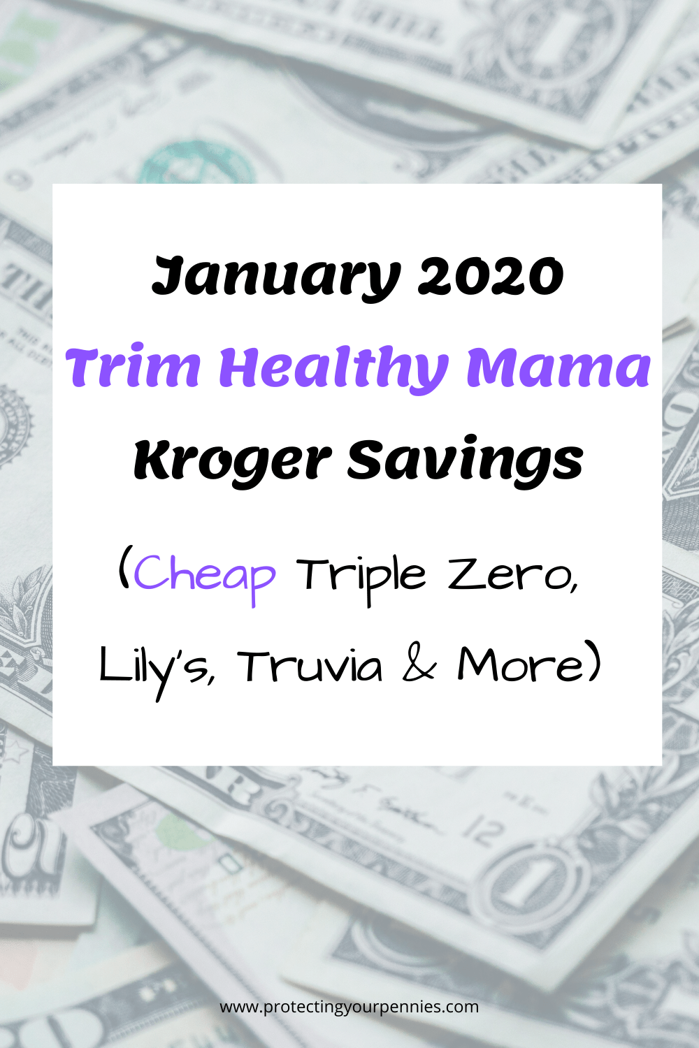January 2020 THM Kroger Savings