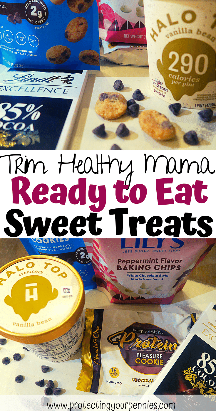 Trim Healthy Mama Ready to Eat Sweet Treats