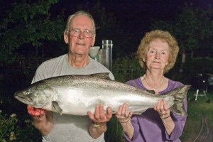 Gene and Jans 18 pound Chinook RC 16 July 12 No 2