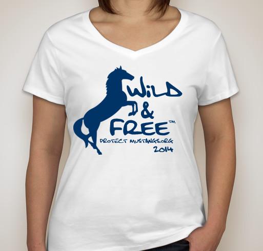 PM Tshit Wild & Free White
