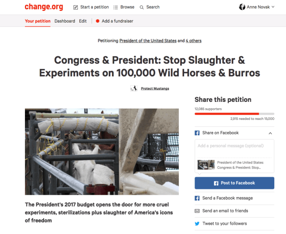 https://www.change.org/p/president-of-the-united-states-congress-president-stop-sterilization-slaughter-of-100-000-wild-horses-burros