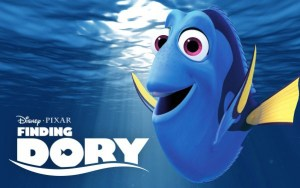 Dory from Finding Dory picture by: Disney/Pixar