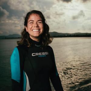 Melissa Cristina Marquez portrait