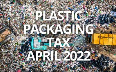 Why you should act now to prepare for the new Plastic Packaging Tax in 2022