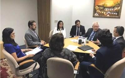 AAAPV tem audiência com subprocurador-geral da República e ministra para celebração de TAC