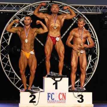 Nico BZH fini deuxième au championnat de France catégorie -65 kg Séniors (Adinel Bruzan de Dieppe est premier)