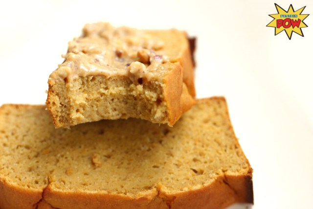Healthy Banana Protein Bread