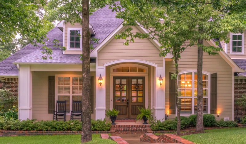 Exterior Paint Ideas For Doors And Trim