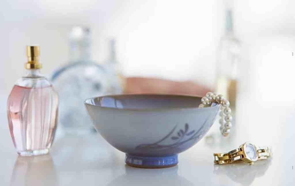 Soak delicate jewelry in a probiotic bath