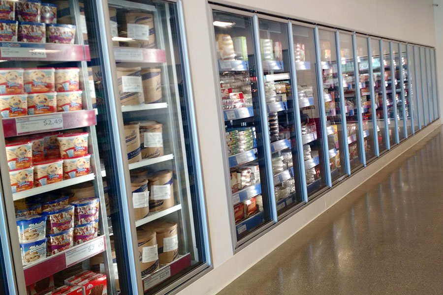 Daily Deals Grand Rapids commercial refrigeration installation , coffin cases, side-by-side display freezers