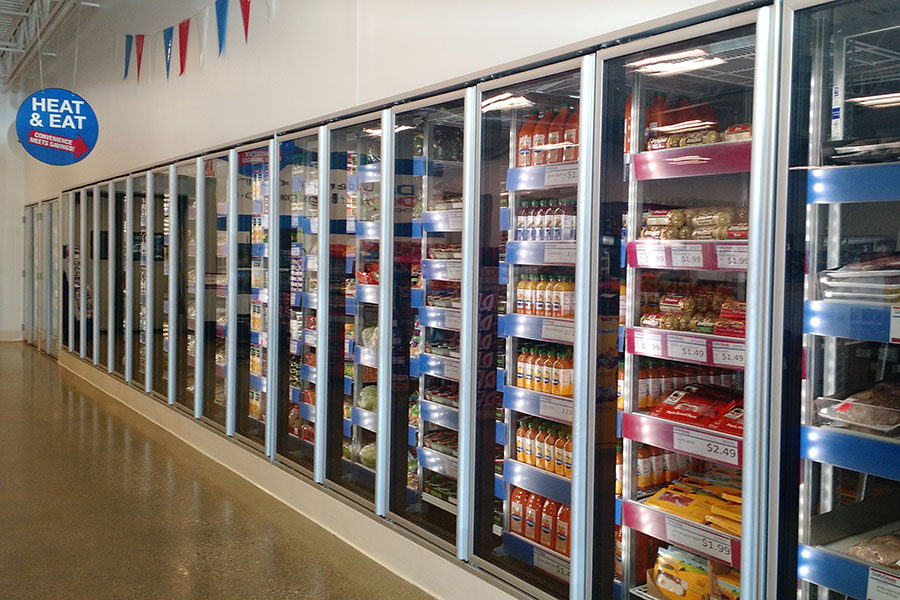 Daily Deals Grand Rapids commercial refrigeration installation , coffin cases, side-by-side display coolers