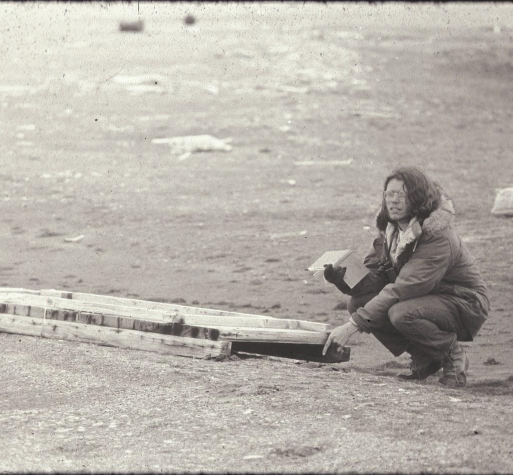 G. Divoky at BG-1 1972