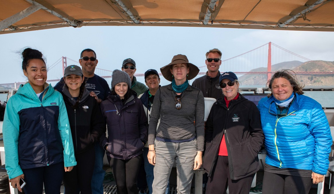 Science Team ACCESS Cruise July 2018