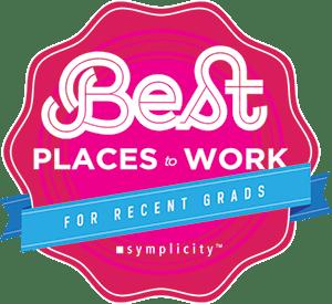 Symplicity recent grad best place 2016