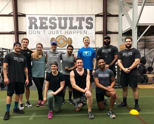 Dallas Personal Training Class 2018