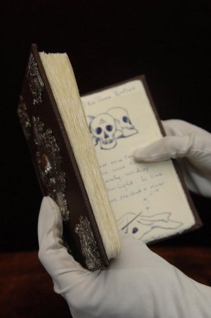 "Faux book, ""Beedle the Bard"""