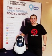 The New OPEN-SOURCE SOCIAL ROBOT