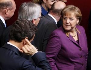 Reunión de líderes europeos en Bruselas