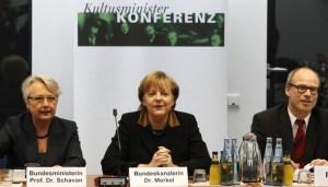 Reunión de ministros de cultura europeos en Berlín