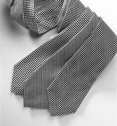 Corbatas grises para el chaqué