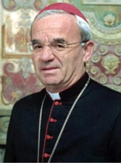 Renzo Fratini, Nuncio Papal en España