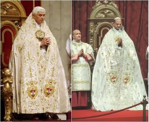 Manto papal