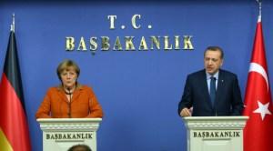 Rueda de Prensa turco-germana
