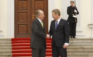 Su Excelencia el Sr. Presidente de la República de Alemania