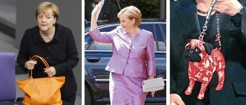 Frau Merkel: todo tipo de diseños