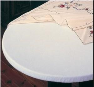 muletón puesto en mesa