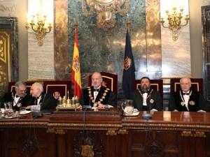 Mesa presidencial 2009