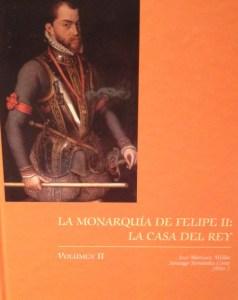 La Monarquía de Felipe II