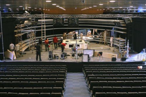 preparando debate ZP Rajoy feb 08