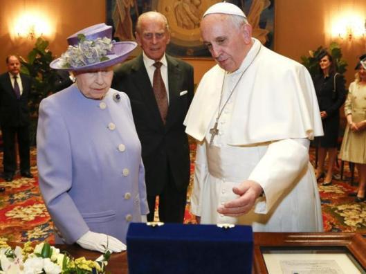 Regalos del Papa