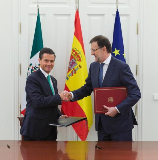 Firma acuerdos bilaterales