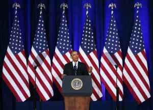 Banderas para Obama