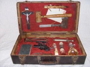 maletin pra cazar vampiros