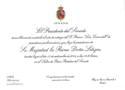 Invitación 2014