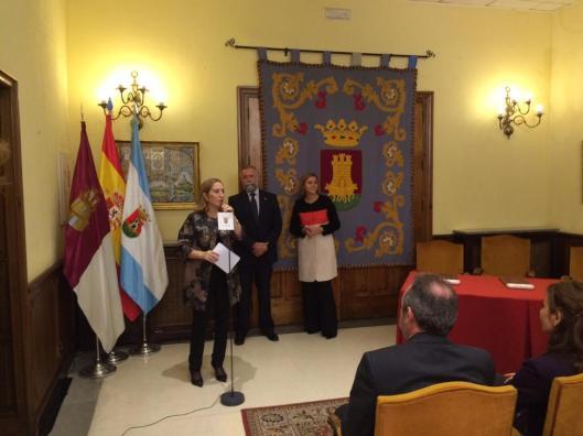 Ana Pastor en Talavera